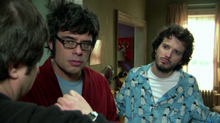 Evicted (<i>Flight of the Conchords</i>) 10th episode of the second season of Flight of the Conchords