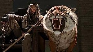 The Well (The Walking Dead) - Image: Ezekiel Appearance