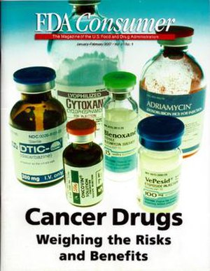 FDA Consumer - Image: FDA Consumer Front Cover