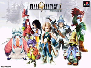 Characters of Final Fantasy IX - Wikipedia