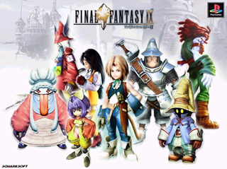 Characters of <i>Final Fantasy IX</i> Wikimedia list article