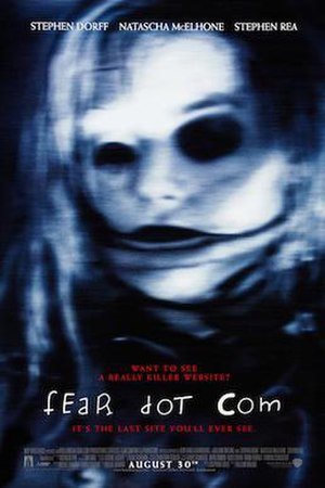 FeardotCom - Theatrical release poster