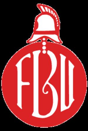 Fire Brigades Union - Image: Fire Brigades Union logo