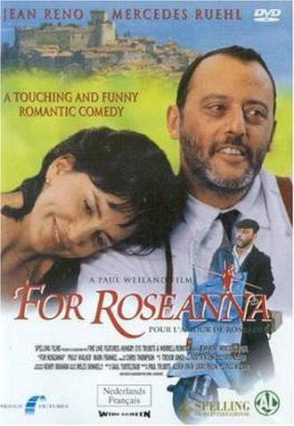 Roseanna's Grave - DVD cover under the title For Roseanna