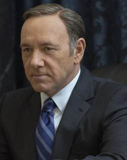 Fictional character from House of Cards