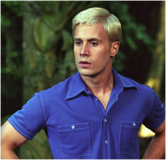 Fred Jones (Scooby-Doo) - Freddie Prinze Jr. as Fred in Scooby-Doo.