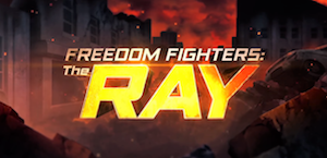Freedom Fighters: The Ray - Image: Freedom Fighters The Ray title card