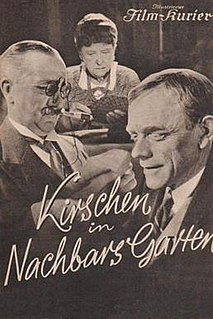 <i>Fruit in the Neighbours Garden</i> (1935 film) 1935 film by Erich Engels