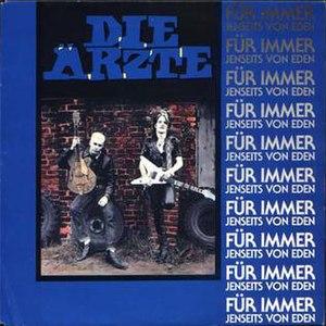 Für immer (Die Ärzte song) - Image: Fuerimmer