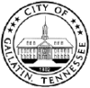 Official seal of Gallatin, Tennessee