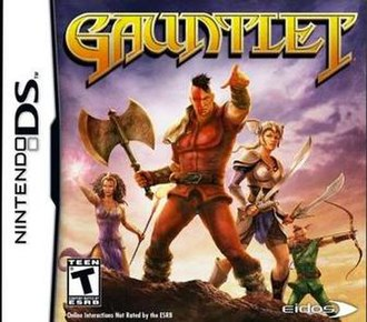 Gauntlet (cancelled video game) - Image: Gauntletds