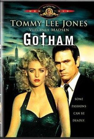 Gotham (film) - DVD cover