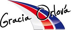 Gracia–Orlová - Gracia-Orlová logo