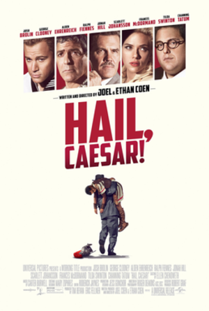 Hail, Caesar! - Theatrical release poster