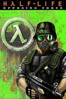 <i>Half-Life: Opposing Force</i> 1999 video game
