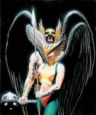 Hawkgirl - Image: Hawkgirl (Kendra Saunders)