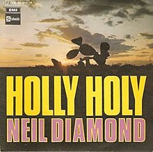 Image result for holly holy neil diamond single images