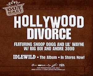 Hollywood Divorce - Image: Hollywood Divorce