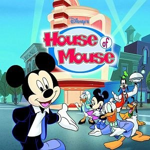 Disney's House of Mouse - Mickey Mouse and his friends run the House of Mouse nightclub together.