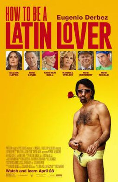 Picture of a movie: How To Be A Latin Lover