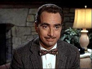 Andy Griffith's friend, Howard Sprague