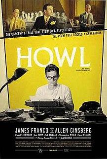 <i>Howl</i> (2010 film) 2010 American film by Jeffrey Friedman and Rob Epstein