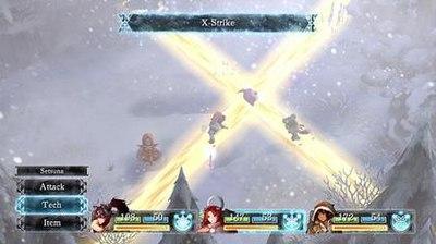 Picture of a game: I Am Setsuna