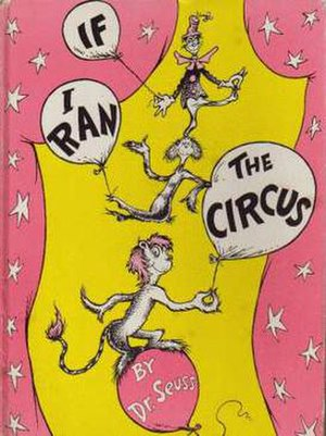 If I Ran the Circus - First edition cover