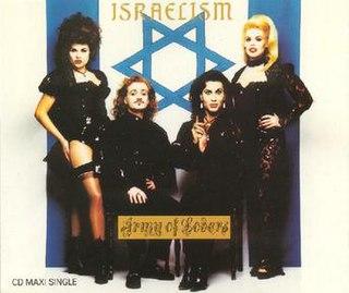 Israelism 1993 single by Army of Lovers