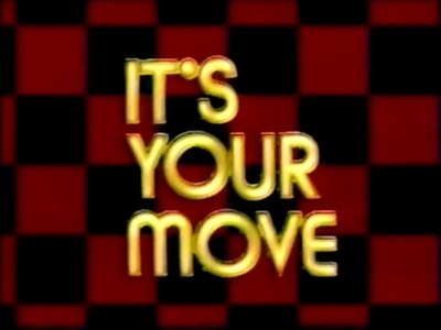 Picture of a TV show: It's Your Move