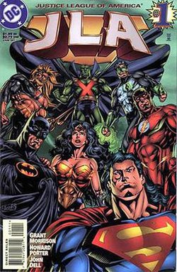 Image result for JLA
