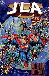 <i>World War III</i> (DC Comics)