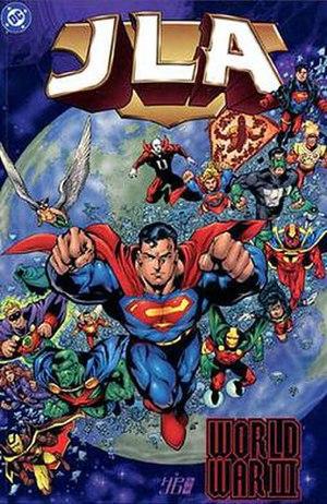 World War III (DC Comics) - Image: JLA World War III