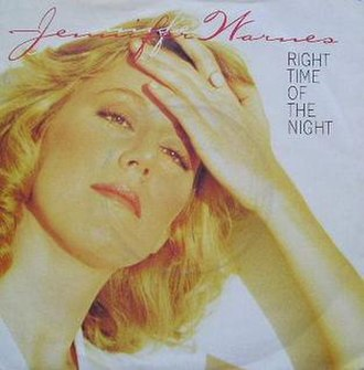 Right Time of the Night - Image: Jennifer warnes right time of night ARISTA