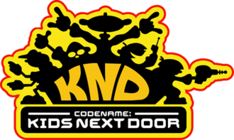 Codename: Kids Next Door - Image: KND Logo