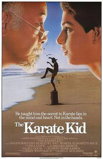 The Karate Kid - Theatrical release poster