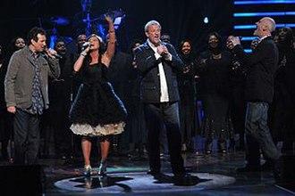 Phillips, Craig and Dean - Image: Kari Jobe 2010 GMA Dove Awards