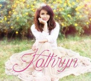 <i>Kathryn</i> (album) 2014 studio album by Kathryn Bernardo