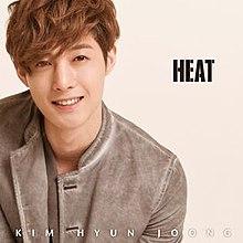 heat kim hyun joong song wikipedia