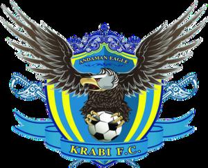 Krabi F.C. - Image: Krabi FC 2012
