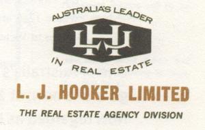 LJ Hooker - LJ Hooker Logo 1959