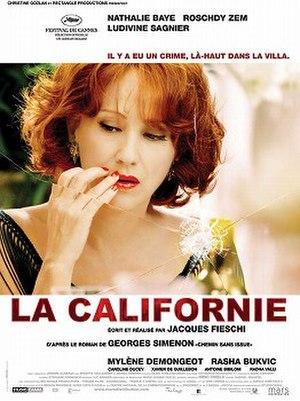 French California - Image: La Californie movie poster