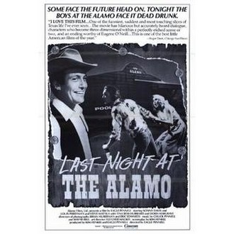 Last Night at the Alamo - Image: Last night alamo