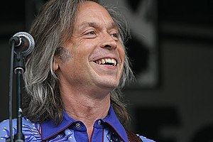 Jim Lauderdale - Jim Lauderdale at MerleFest in 2007. Photo by Forrest L. Smith, III