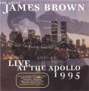 Live at the Apollo 1995 - Image: Live at the Apollo 1995