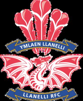 Llanelli RFC - Image: Llanelli rfc badge