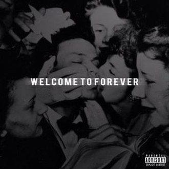 Young Sinatra: Welcome to Forever - Image: Logic Welcome To Forever