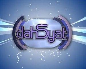Dahsyat - Image: Logo dahsyat