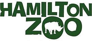 Hamilton Zoo - Image: Logo Hamilton Zoo