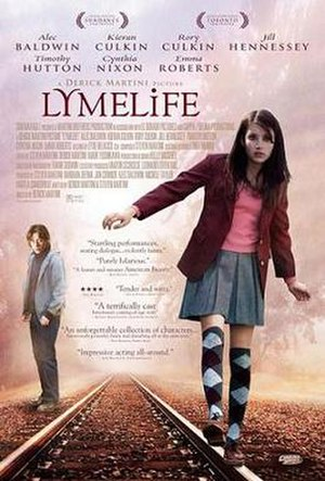 Lymelife - Promotional poster